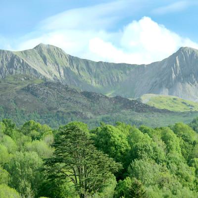 Summit Ridge of Cader Idris