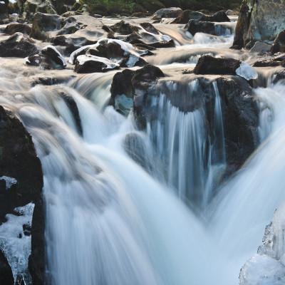 Afon Llugwy Betws-y-Coed