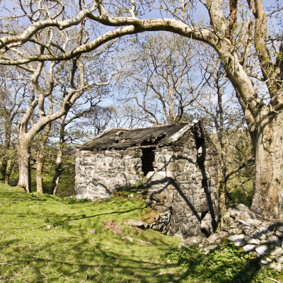 Old Tannery Cwm Buchan