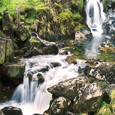 Near Source of Afon DYfi