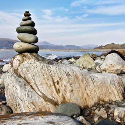 Stones - Fairbourne Beach