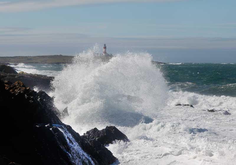 Wild Sea on Bardsey