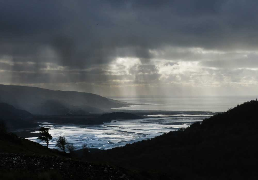 Storm over the Mawddach