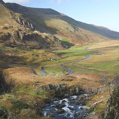 Afon Ogwen Valley