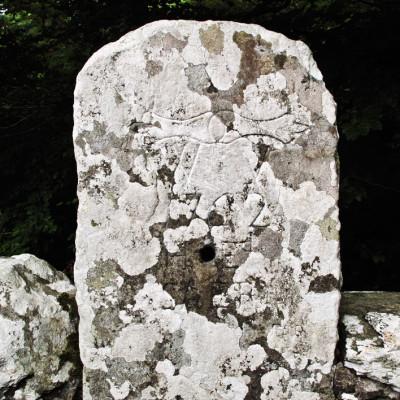 Pont Fadog Ancient Marker Stone