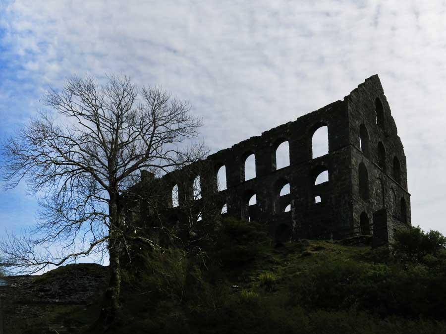 Cwm Ystradlyn Old Mill