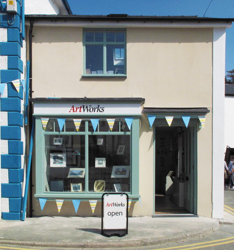 Arworks Gallery Aberdyfi