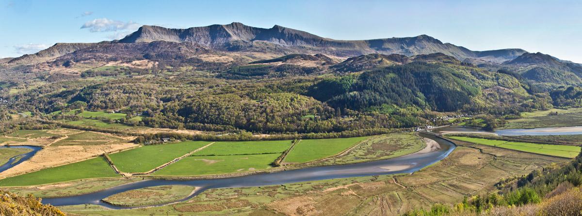 Cader Ridge & Mawddach River