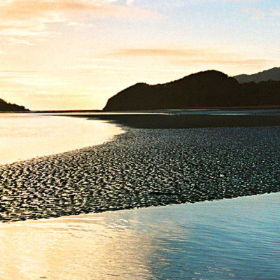 Afon Mawddach Sunset