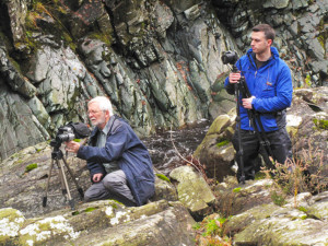 Landscapes of Wales Project linked to Plas y ~Brenin Forestry Centre