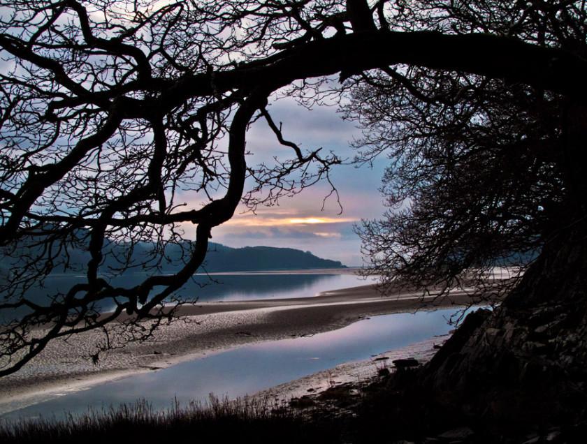 Last Light over Afon Mawddach