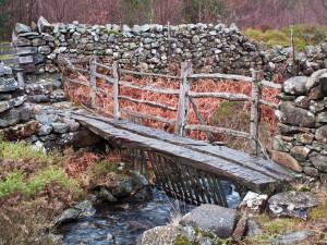 Miners Bridge - Cefn Coch Gold Mine