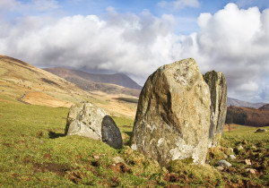 Remains of Old Stone Circle